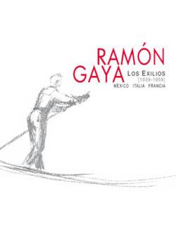 ramon-gaya-los-exilios